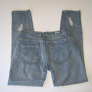 Brandy Melville Jeans - Brandy Melville Distressed Boyfriend Jeans